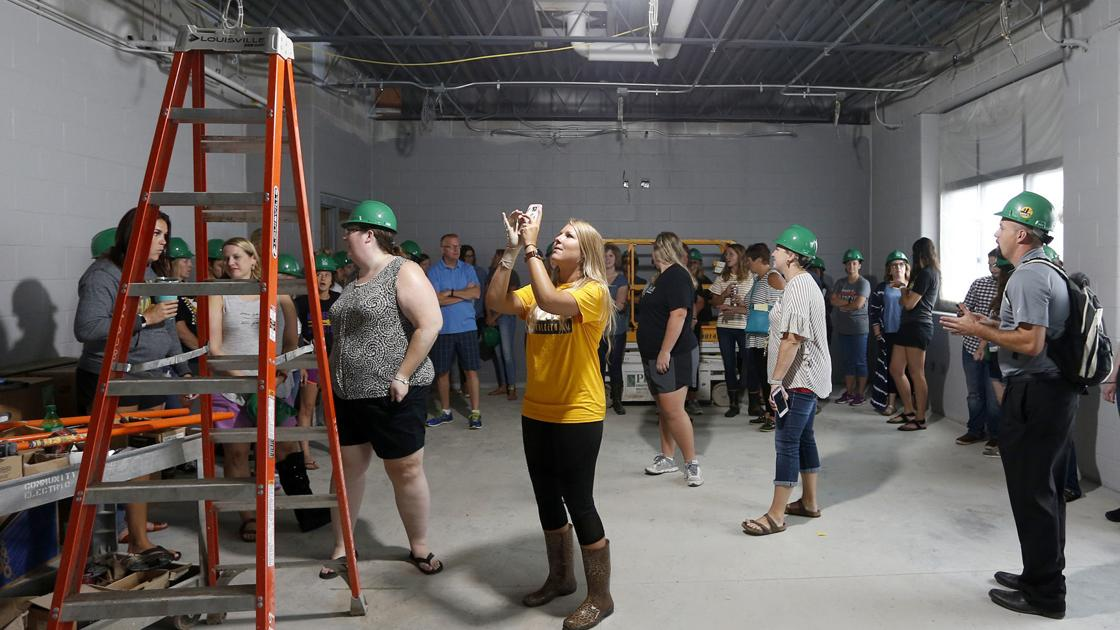 Janesville Consolidated School growing with expansion, upgrades | Education News - Waterloo Cedar Falls Courier