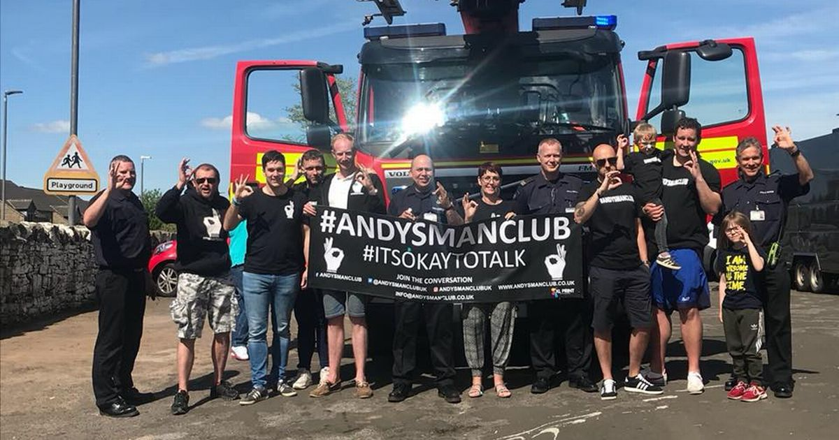 Men's mental health charity going on UK tour for World Suicide Prevention Day