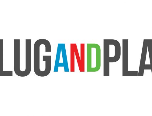 Plug and Play Logo (PRNewsfoto/Plug and Play)
