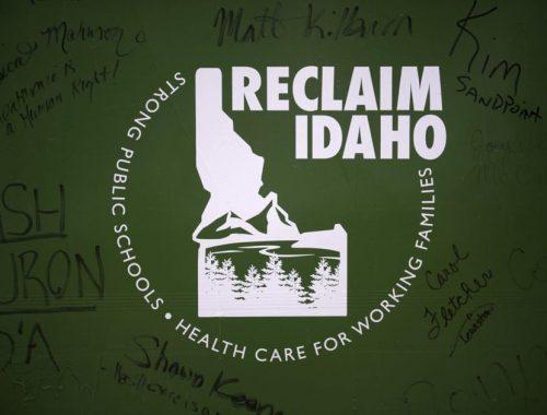 Reclaim Idaho hosts town hall in Twin Falls   Regional News