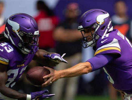 Vikings beat Cardinals 20-9 despite first-team struggles