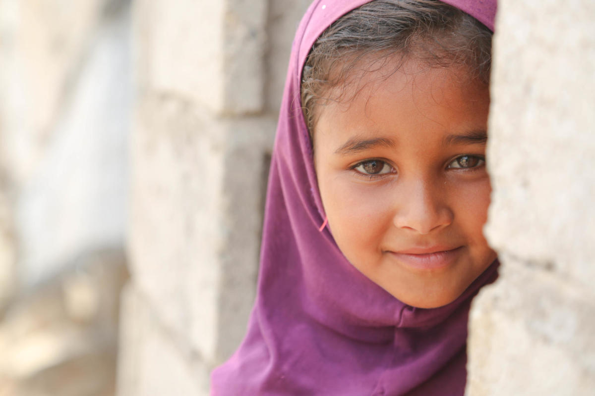 Why education is emergency aid for displaced children