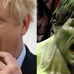 Boris Johnson mocked after comparing Brexit to Hulk breaking chains