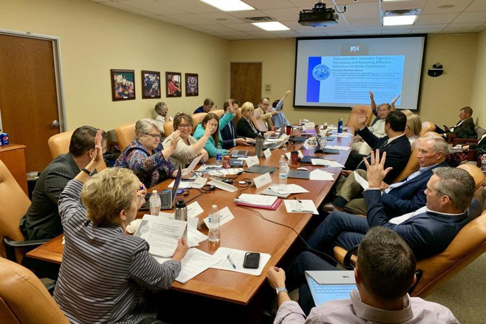 First education task force subcommittee finalizes its recommendations | Regional News