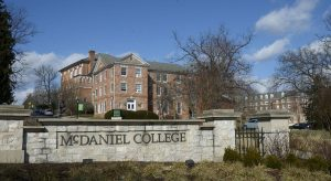 McDaniel College noted as top regional pick for value by US News & World Report