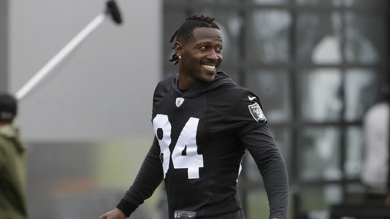 Was Antonio Brown's Oakland exit 'the most unprofessional act' in sports history?
