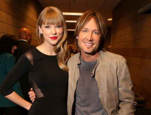 Watch Keith Urban Cover Taylor Swift's 'Lover' and See Her Response!