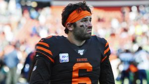 Baker Mayfield hit with hefty fine for ripping officials following Browns' Week 6 loss