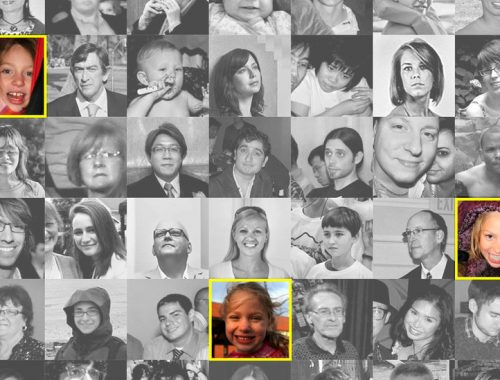 How Photos of Your Kids Are Powering Surveillance Technology