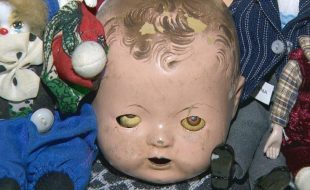 Portland business specializes in finding new homes for 'unsettling' toys - KATU