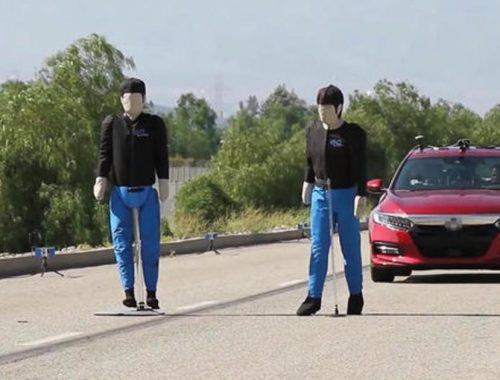 Technology aimed at preventing pedestrian accidents is failing in the most dangerous of situations