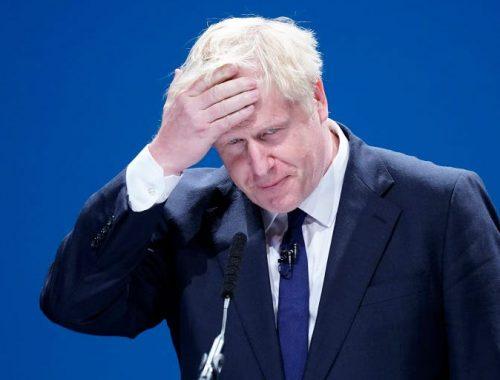 Boris Johnson blocked report naming Tory donors linked to Kremlin