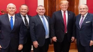 Exclusive: After White House meeting, Parnas said he was on a 'secret mission' for Trump in Ukraine