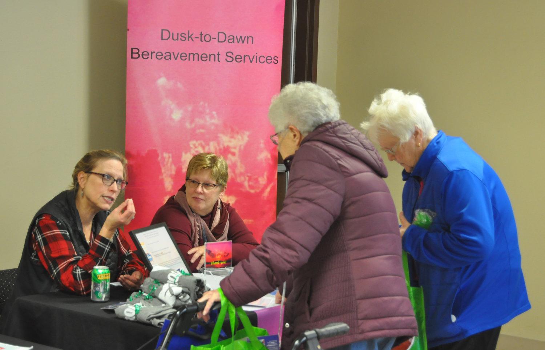 Senior health fair series wraps up