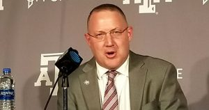 Texas A&M HC Buzz Williams discusses win over A&M Kingsville