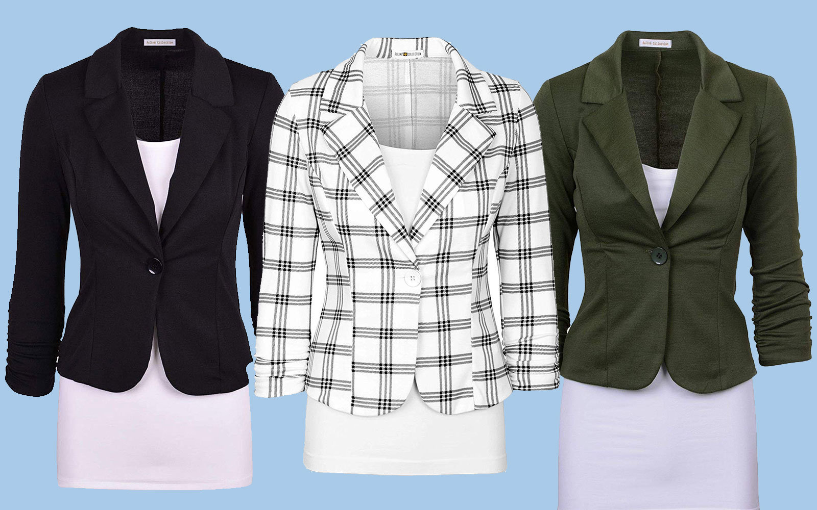 This Comfy Women's Blazer on Amazon Is Great for Business Travel