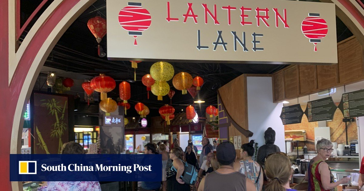 Australia is falling in love with Asian-themed food courts - South China Morning Post