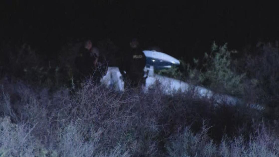 Pilot dead after small airplane clips power lines, crashes in Goodyear - AZFamily