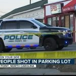 6 shot in parking lot of business on Christmas Eve in High Point, N.C. - Live 5 News WCSC