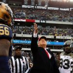 At Army-Navy game, Trump touts new pro sports option for service academy players