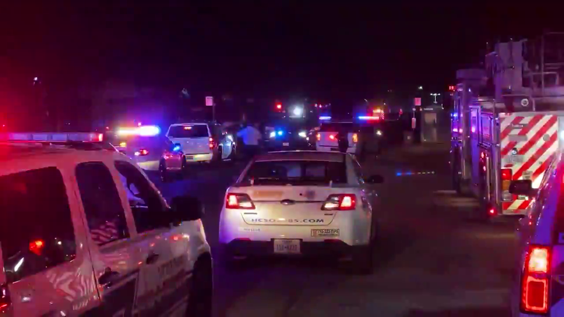 Eight people shot while shooting music video; two dead