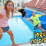 PERTURBEI MEU NAMORADO O DIA INTEIRO! - KIDS FUN