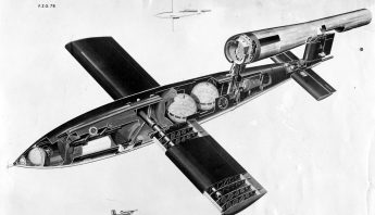 The Nazis Built 30,000 V-1 'Buzz Bombs' to Terrorize London into Submission (It Didn't Work Out That Way)