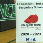 La Crescent-Hokah High School receives national award for safe sports program