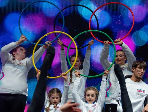 Olympic education day