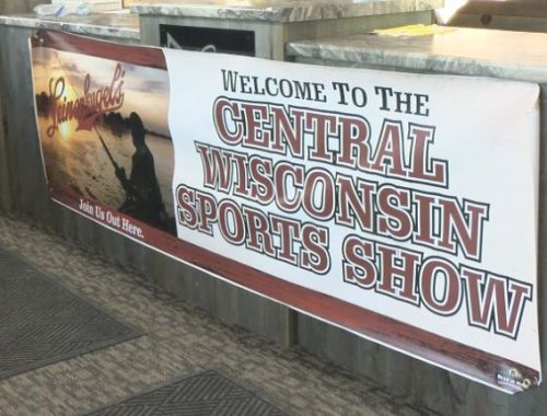 Central Wisconsin Sports Show wraps up Sunday