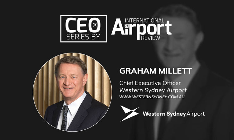 CEO of Western Sydney International is planning for future technologies