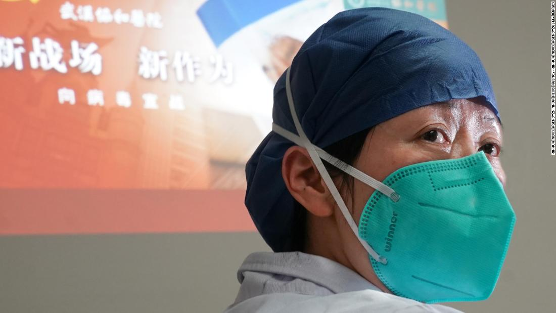Over 1,700 frontline medics likely infected with coronavirus in China presenting new crisis for the government