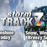 TRACKING: Snow and wintry mix tonight through Sunday impacting travel.