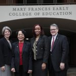 UGA College of Education named for Mary Frances Early