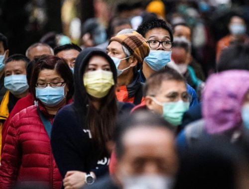 Wuhan coronavirus: Deadliest day in outbreak as mainland China records 86 fatalities