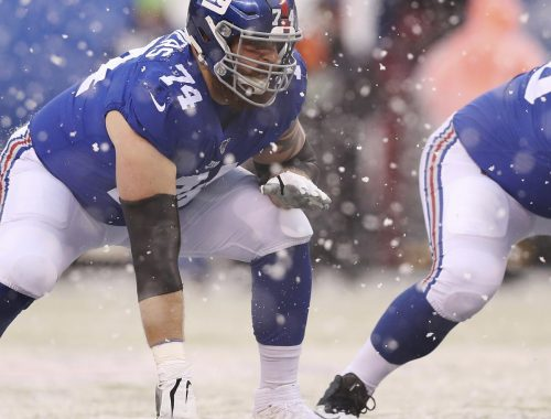 Chiefs Rumors: Latest Buzz on Mike Remmers, Possible LB Signings   Bleacher Report