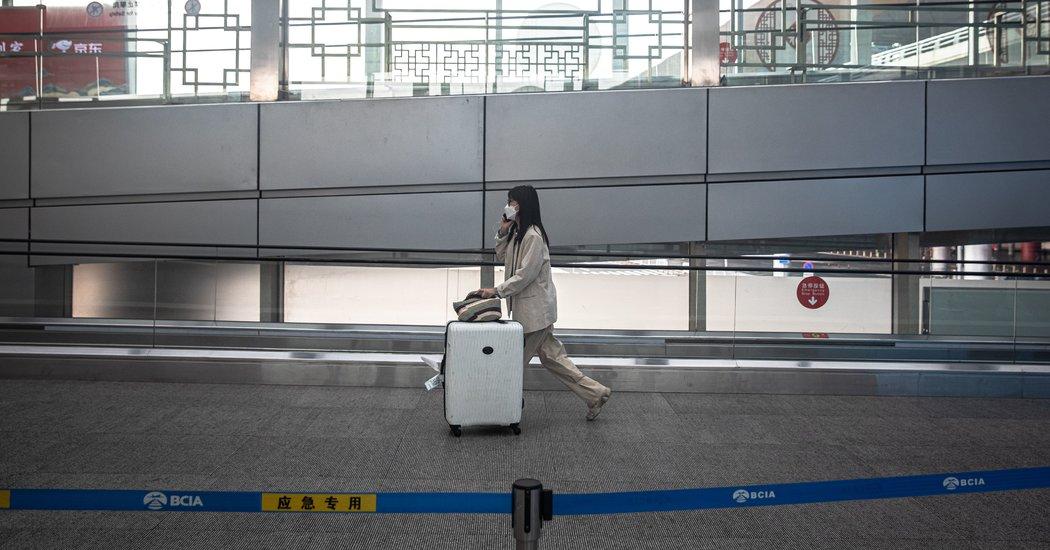 Coronavirus Updates: Chinese Cities Announce New Travel Restrictions