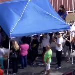 FL Unemployment Line Lacks Social Distancing, TX Food Bank Line for Miles
