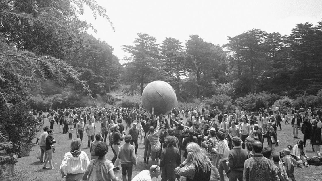 San Francisco park's 150th birthday celebration goes online   Southern Idaho Entertainment