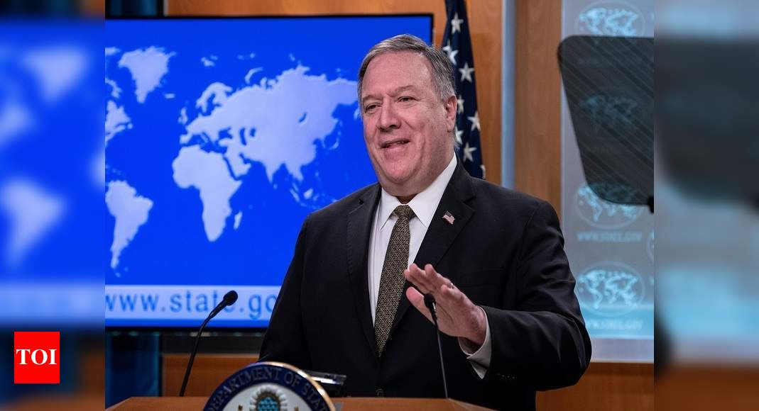 China allowed people to travel outside despite knowing the risk of COVID-19 transmission: Pompeo