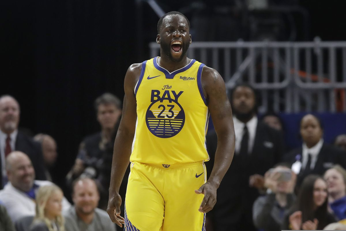 Draymond Green's place on the 2010s' best lineup list is no accident