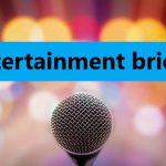Entertainment Briefs — May 21 - Brainerd Dispatch