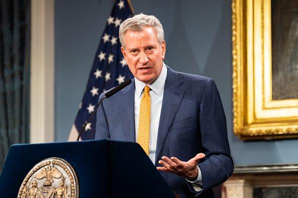 More than 50 kids in New York City have coronavirus inflammatory syndrome, mayor says