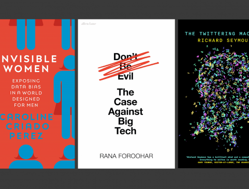 These are some of the best technology books to read this year / Digital Information World
