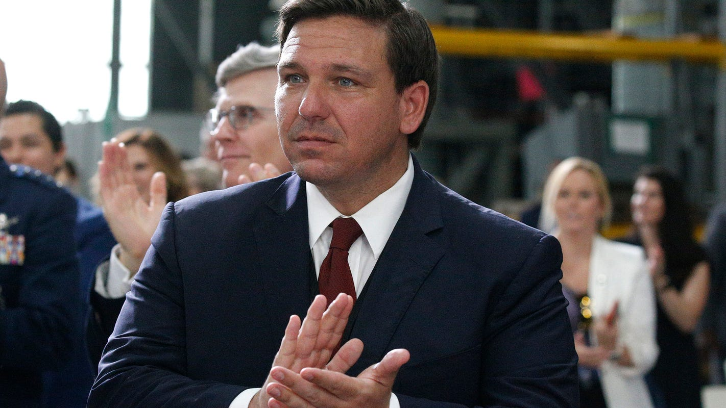 Gov. DeSantis, state education commissioner to be in Melbourne to make 'major' announcement - Florida Today