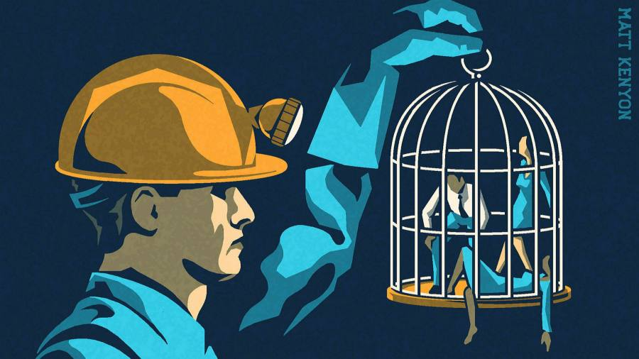 Small business: a canary in the US economic coal mine
