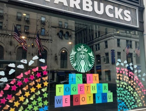 TD Bank, Starbucks and other businesses are choosing not to board up many of their stores. Here's why