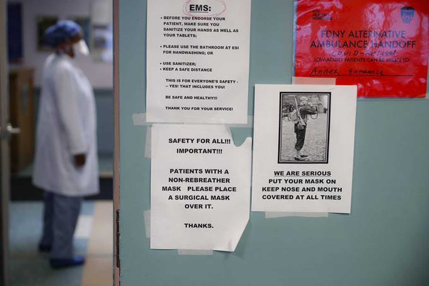 The Health 202: Some low-income health providers say they're still shut out of coronavirus relief funds