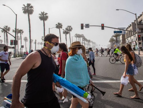 Union, Faith, Business Leaders Call For Reinstatement Of Orange County's Mask Mandate – CBS Los Angeles