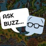 Ask Buzz - A Theme Park Icon of the Past Answers Questions for the Future